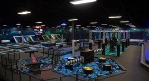 This Humongous Indoor Obstacle Course In Nevada Will Keep You Entertained For Hours