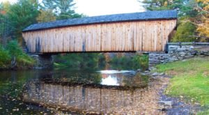 The Corbin Covered Bridge Festival In New Hampshire Is A Unique Way To Spend A Fall Day