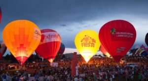This Colorado Hot Air Balloon Festival Proves There's Still A Kid In All Of Us