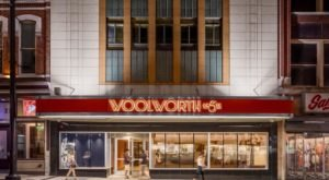 Nashville's Woolworth On 5th Was Home To Sit-Ins During The Civil Rights Movement In The 60s