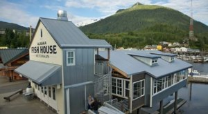 This Alaska Restaurant On Stilts Is The Ultimate Waterfront Dining Destination