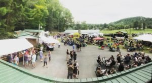 Stomp Grapes At This Wacky West Virginia Wine Festival