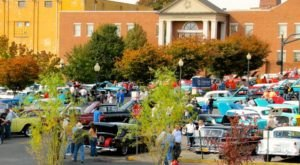 The Largest Classic Car Show In Kentucky Is A Once-In-A-Lifetime Experience