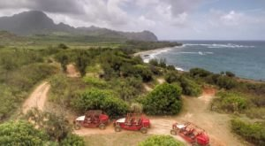 Cruise Through Paradise On This Epic 23-Mile ATV Excursion In Hawaii