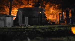 The Old Swedes Graveyard Is One Of Delaware's Spookiest Cemeteries