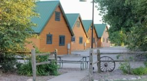 Get A Good Rest And A Good Meal At The Country Cabin Restaurant And Lodging In Kansas