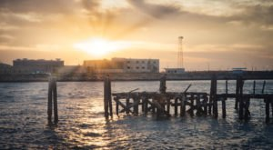 You'll Want To Spend More Time In This Historic Crabbing Town In Virginia
