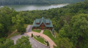 Look-Out Lodge In Kentucky Is A Beautiful Way To Experience Lake Cumberland