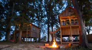 MJ Cabins In Mississippi Are Charming Cabins Right On Wolf Lake