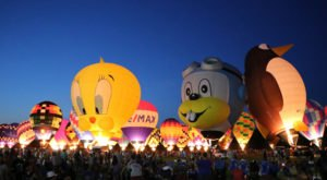 This New Hot Air Balloon Fest Will Be A Louisiana Dream