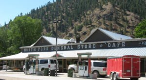 The Charming Idaho General Store That's Been Open Since The First World War