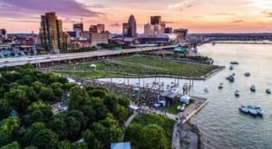 The Waterfront Park In Kentucky That Is Always Full Of Fun And Relaxation