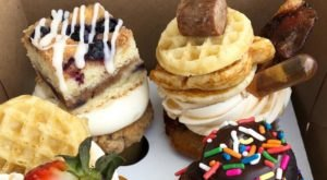 Kara Kakes Bakery In New Jersey Serves Up Delicious Brunch Cupcakes