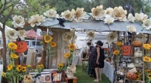 Flea To The Farm Is A Charming Vintage Market In Kentucky To Check Out This Fall