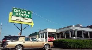 Dean's Diner Near Pittsburgh Is Always Open, And Always Serving Pie