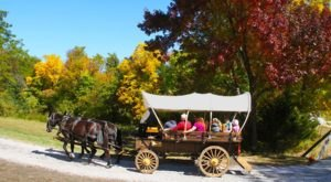 The Covered Wagon Tour In Missouri Will Take You Back In Time