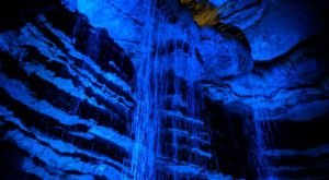 The Rare Underground Waterfall In Missouri You'll Have To See To Believe