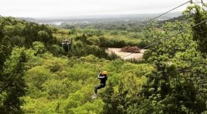 The Adventure Park In Kansas You Won't Want To Miss Out On