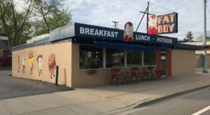 Don't Drive Past This Quirky Michigan Diner Without Stopping For A Burger Or Two