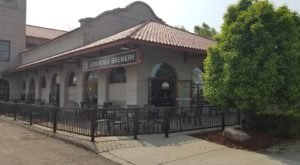 A Historic Railway Depot In North Dakota Is Now Home To Edwinton Brewing Company
