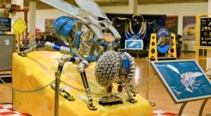 The Sloan Museum's Robot Zoo In Michigan Is A Unique Family Adventure