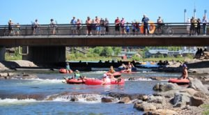 The Longest Float Trip In Oregon Will Bring Your Summer Tubing Dreams To Life