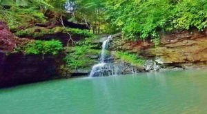 Kentucky's Most Refreshing Hike Will Lead You Straight To A Beautiful Swimming Hole