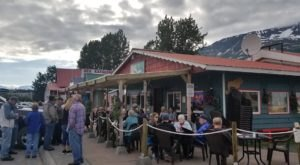 This Harborside Pizzeria In Alaska Is Worth The Pilgrimage From Any Corner Of The State