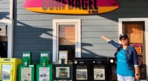 This Small Town Bakery In Delaware That Serves The Best Bagels You'll Ever Try