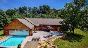 You Can Rent The Ultimate Cabin Retreat At The Best Getaway Spot Near Cincinnati