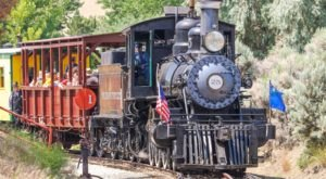 This Open Air Train Ride In Nevada Is A Scenic Adventure For The Whole Family