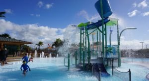 This Outdoor Water Playground At The Kroc Center In Hawaii Will Be Your New Favorite Destination