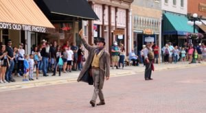 You Can Find The Best Wild West Reenactment In The World Right Here In South Dakota