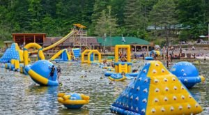 Try A Water Slide, Zip Lining, White Water Rafting, And More At This One West Virginia Adventure Park