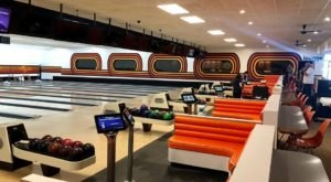 Bowlero Lanes And Lounge Is Michigan's Grooviest Retro Bowling Alley
