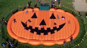 A Gigantic Pumpkin Bounce House Is Coming To Cincinnati To Make Your Fall Even Better