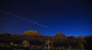 Here Are The Best Times And Places To Watch The Perseid Meteor Shower In Nevada