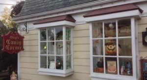 Pennsylvania's 3-Story Candy Shop Is What Sweet Dreams Are Made Of