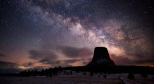 The Wyoming Sky Will Light Up With Shooting Stars And A Nearly Full Moon This Week