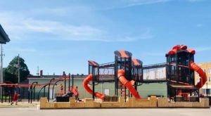 This Giant Jungle Gym Hiding In Kansas Will Bring Out The Adventurer In You