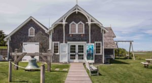 This Fascinating Shipwreck Museum In Massachusetts Is Worth A Visit