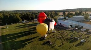 Spend The Day At This Hot Air Balloon Festival In Indiana For A Uniquely Colorful Experience