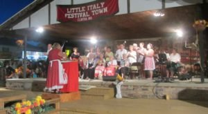 The Little Italy Festival In Indiana Has Been An Annual Tradition Since 1966