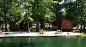 Robin Hood Woods Is The One-Of-A-Kind Campground In Illinois That You Must Visit Before Summer Ends