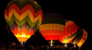 This New Hot Air Balloon Fest Will Be An Arkansas Dream