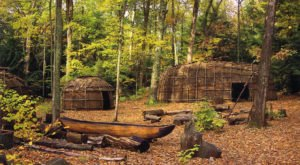 The Nature Trails At This Connecticut Museum Lead To Ancient Discoveries