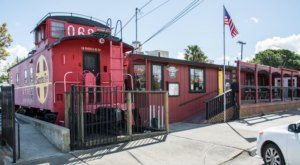 Northern California's Old Lunch Car Diner Is One Of The Most Unique Places To Eat
