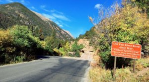 One Of The Oldest Roads In Colorado Just Opened For The Season And Will Enchant You Beyond Words