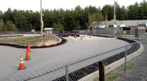 The Largest Go-Kart Track In New Hampshire Will Take You On An Unforgettable Ride