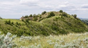 North Dakota's Natural Beauty Truly Shines When You Take This Short And Sweet Trail